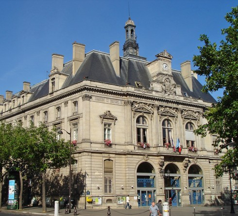 Mairie 11e Paris